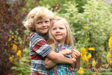 Family Portrait Photography Service In Whistler