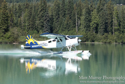 Whistler Air Green Lake Summer