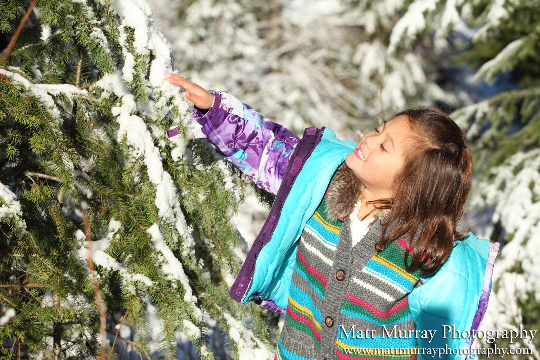 Whistler Family Portraits Winter Season