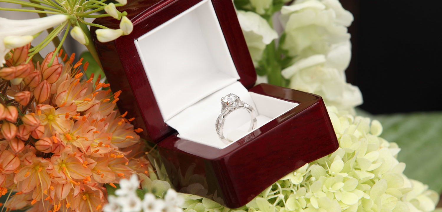 Engagement Ring Detail Case