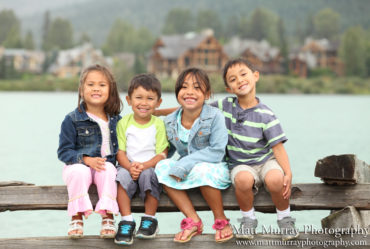 Whistler Family Portrait Photography Service